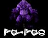 Epic Purple Giant DJ Lt