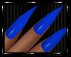 [zuv] blue nails