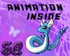 |SA| Animated Dragonair