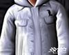 White Trucker Jacket