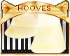 [M] Vanilla Tabby Hooves