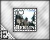 [E] I <3 Berlin Stamp