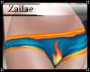 Zl Charizard shorts