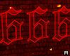 ϟ. Hell 666 Neon