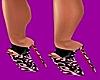 Pink Flames Heels