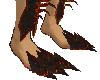 Lava Demon Feet