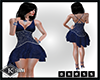K-SHINE DRESS BLUE
