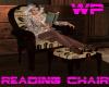 Shalmoreading chair