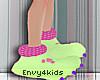 Kids Monster Me Slippers