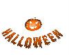 Halloween Floor Sign