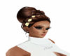 hairclip gold