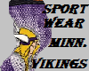 SportWear~Minn.Vikings~