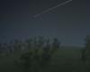 Animated Shooting Stars