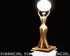 Luminous 24K Lamp
