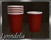 ~L~ Solo Cup Stacks