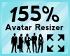 Avatar Scaler 155%
