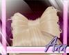 [Ann] Cremebon Bow mid.