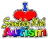 Support Autism Sticker