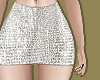 Diamond Mini Skirt
