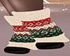 Christmas Sox + Shoes