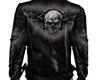 Skull Leather Jacket (M)