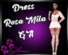 Dress Mila Rosa GA