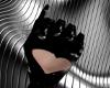 Black Pvc Gloves