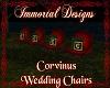 Corvinus Wedding Chairs