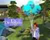 TK-Flying Bday Balloons