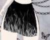 flames skirt