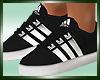 :)Sporty BnW Sneakers F