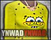 YN. SpongeBob Sweater #4
