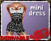 *Jo* Mini Dress Deriv