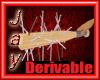 !J1 Der Bat w/ Nails Lay