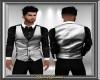 Silver Vest w Shirt