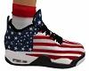 USA Flag Sneakers 1