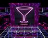 pink/black night club