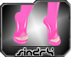 [SY] Boots in Pink
