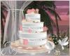 Wedding Seashell  Cake