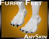 Furry Feet