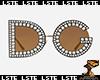Diamond  Glasses D&G