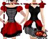 Lolli Dolli - Black/Red