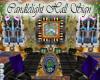 Candlelight Hall Decor