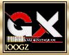 |gz| grvphix wall logo