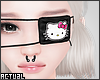 ✨ Hello Kitty Eyepatch