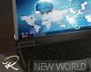 New World Laptop