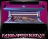 Pink Spa Tanning Bed