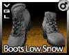VGL Camo Boots B Snow