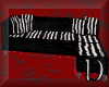 zebra couch