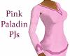 Paladin PJs Pink